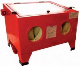 BGS-technic 8717 Druckluft-Sandstrahlkabine -